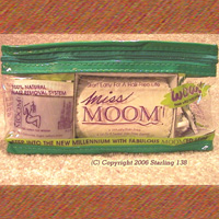 Miss Moom Natural HAIR REMOVAL kit gr8 gift 4 teens!!