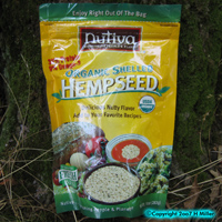 NUTIVA ORGANIC RAW SHELLED HEMPSEEDS HEMP SEEDS
